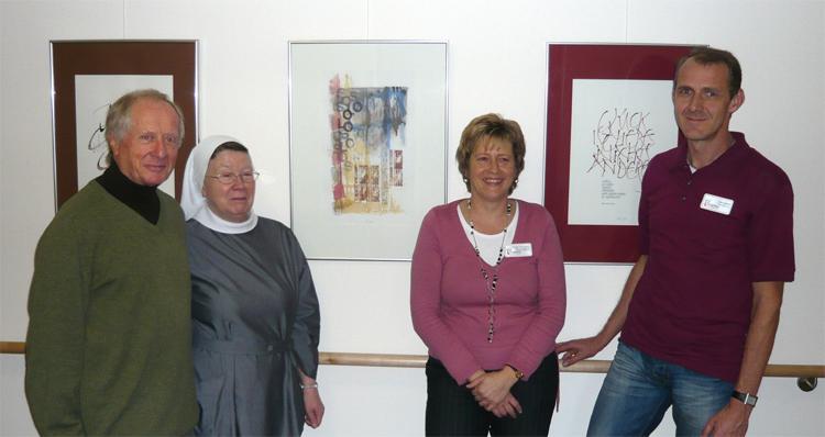 Ausstellung im Hospiz St. Elisabeth zu Fulda
