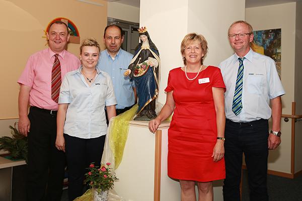 GKN Sinter Metals spendet an das Hospiz St. Elisabeth in Fulda