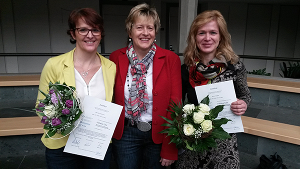 Gratulation zur bestandenen Palliative Care Weiterbildung