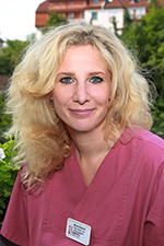 Portraitfoto von Miriam Bischof