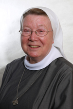 Portraitfoto von Schwester Lioba