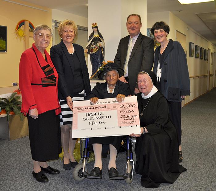 101 jährige verzichtete auf Geburtstagsgeschenk