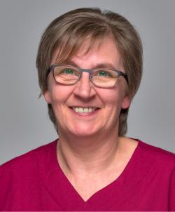 Portraitfoto von Gudrun Hahner